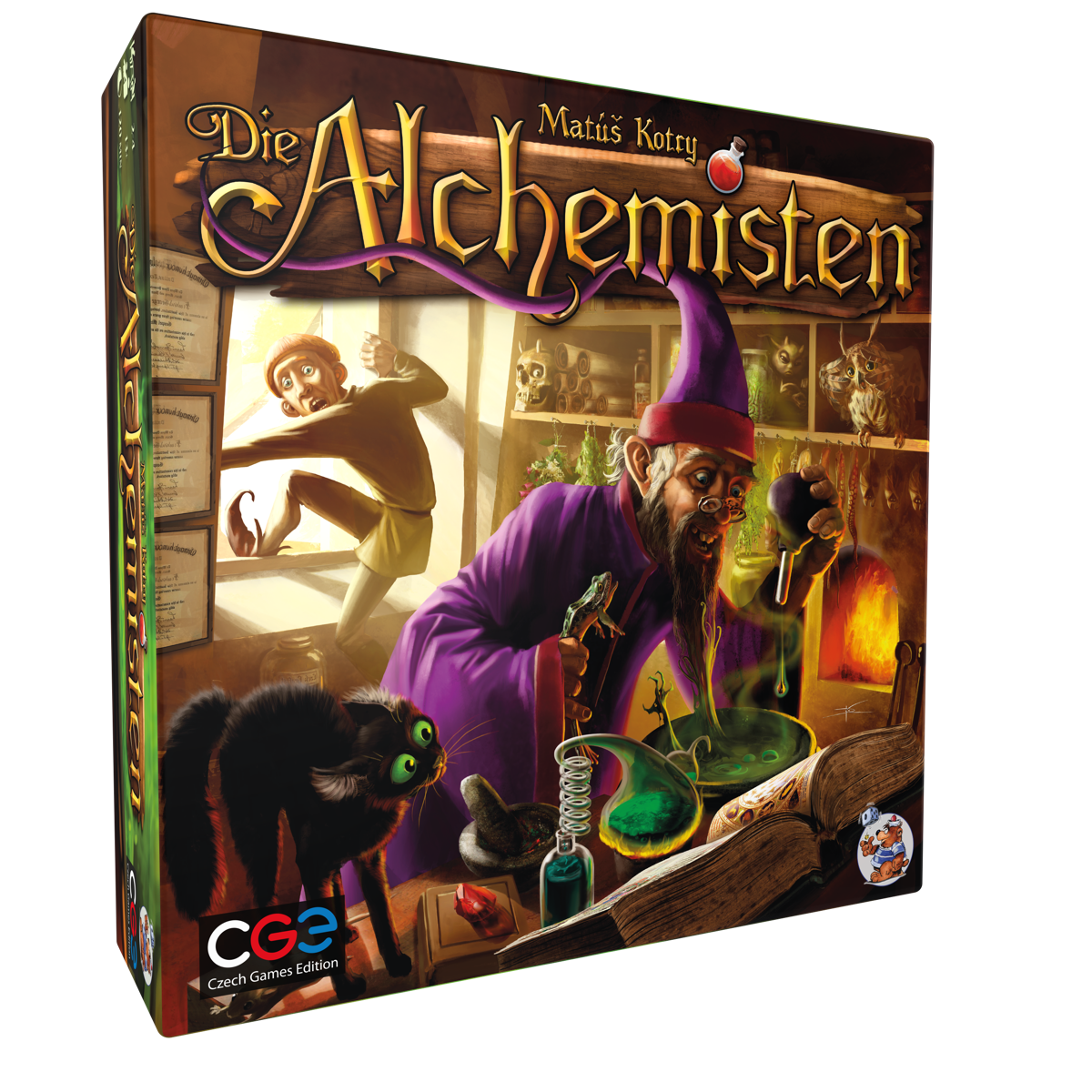 Alchemisten Spiel